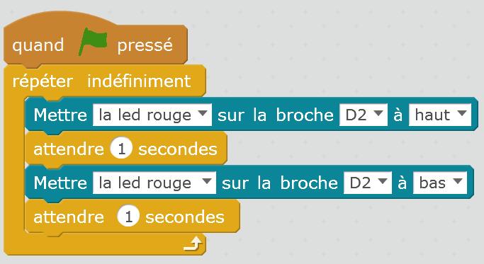 Projet « Domotique » – Séance 3 Introduction à Scratch et Arduino