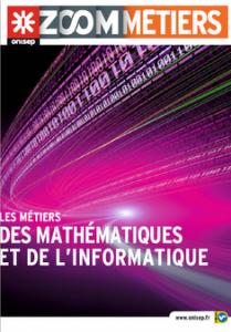 les metiers des mathématiques et de l'informatique ONISEP
