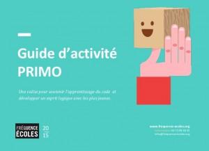 Primo_guide Fréquence écoles