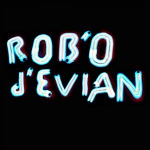 Robo'Evian-blue