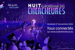 La nuit européenne des chercheurs(ses) à Nice : retour sur une soirée virtuelle