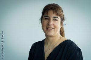Corinne Touati, chargée de mission médiation scientifique - Ambassadrice Inria pour la Fête de la Science